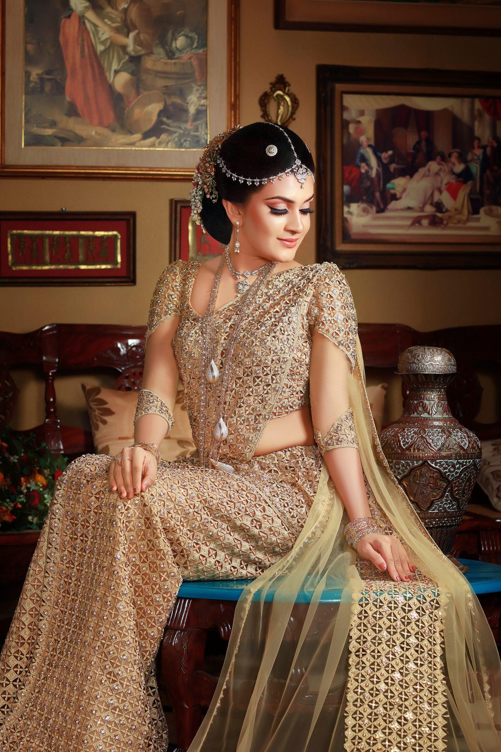 Kandian Brides » Salon Nayanart & Academy
